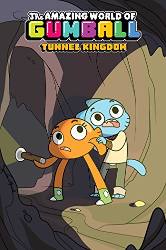 - The Amazing World of Gumball: Tunnel Kingdom