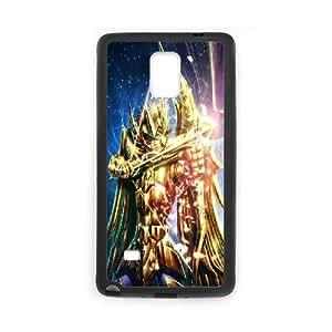 LSQDIY(R) Saint Seiya Samsung Galaxy Note 4 Phone Case, Cheap Samsung Galaxy Note 4 Hard Back Case Saint Seiya
