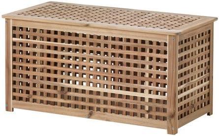Ikea Hol Coffee Tablestorage Box