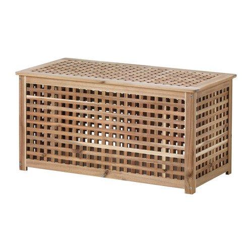 Ikea Hol – Storage Tisch, Akazie – 98 x 50 cm