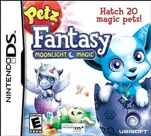 Petz Fantasy Moonlight Magic - Nds