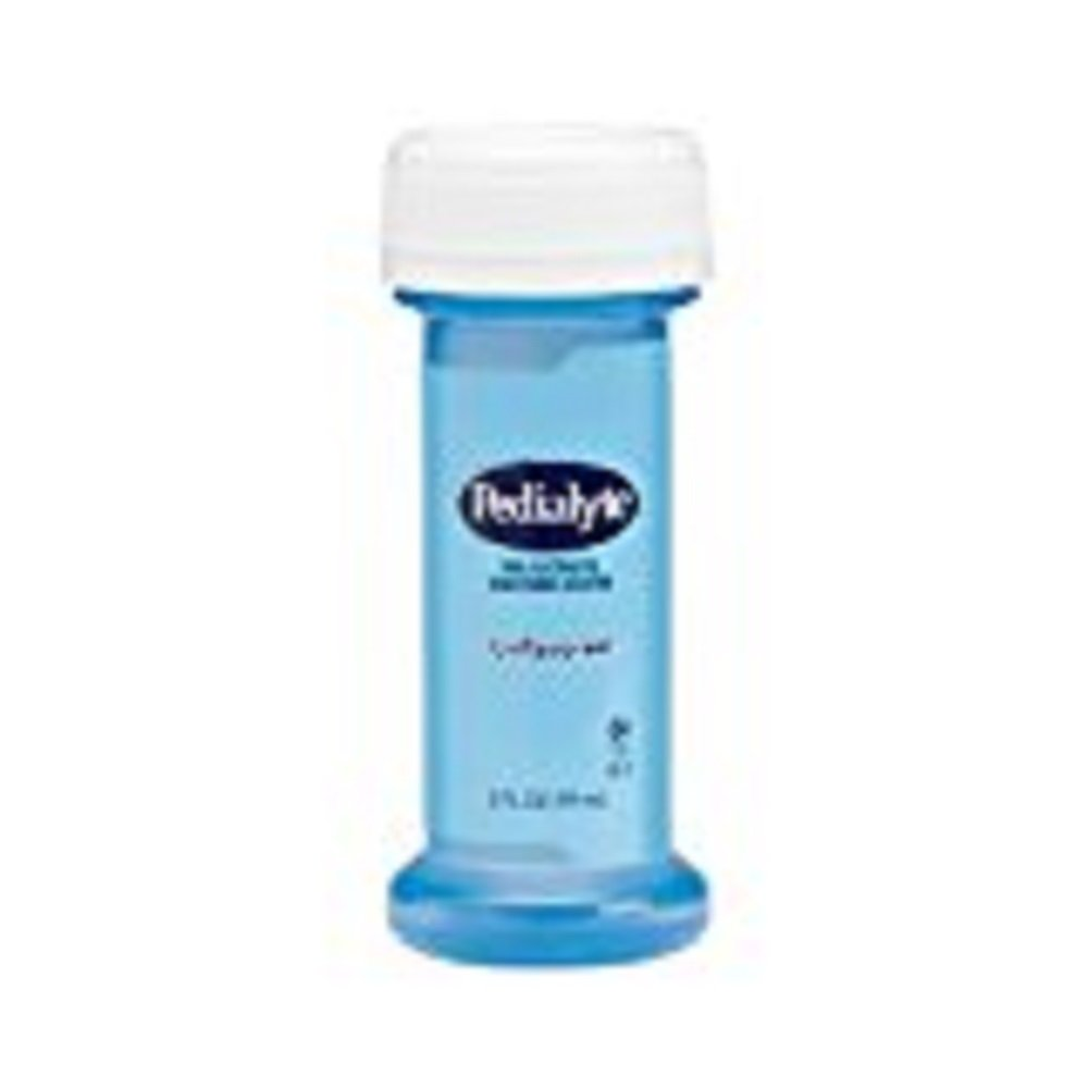 Pedialyte Oral Electrolyte Maintenance Solution (Unflavored) 2oz Bottles - Case of 48