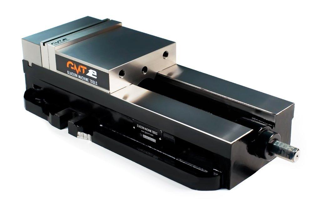 Glacern GSV-690 - 6 Inch Standard CNC Vise