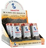 Sweetriot Chocolate Covered Cacao Nibs -- 1 oz
