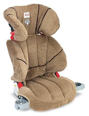 Amazon.com : Britax Parkway Booster Car Seat, Brownstone : Child ...