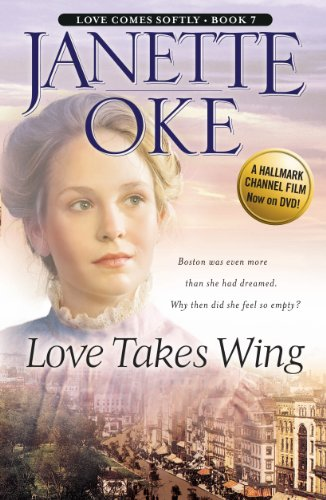 Love Takes Wing (Love Comes Softly) by Kennebec Large Print