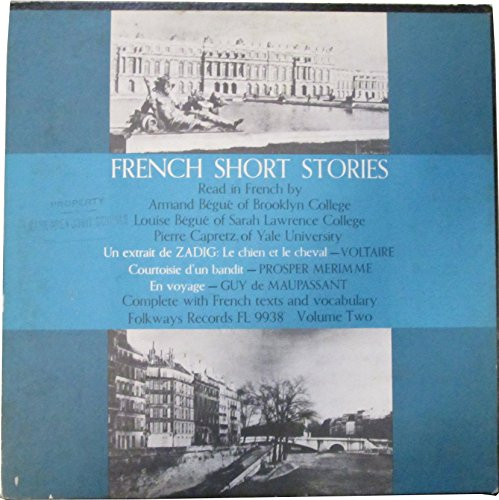 Text Vocabulary - French Short Stories - Read in French, Complete with French Texts and Vocabulary - Volume 2