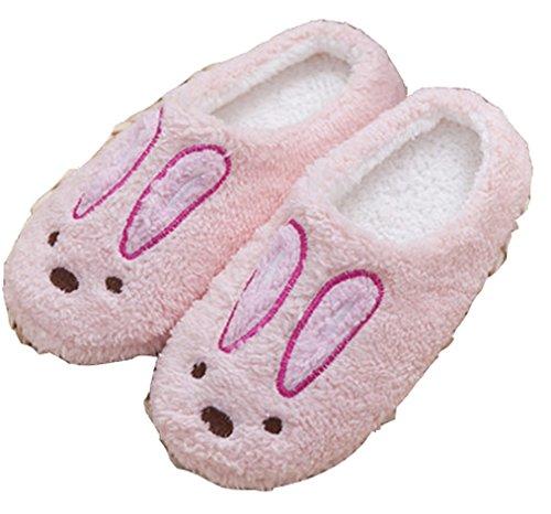Blubi Dames Mode Nieuwigheid Slippers Bunny Slippers