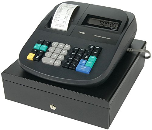 Royal - 500DX Cash Register Computers, Electronics, Office Supplies, Computing
