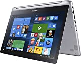 Samsung 15.6'' Full HD (1920x1080) Spin 2-in-1 Premium High Performance TouchScreen Laptop, Intel Core i7-7500U, 12GB RAM, 1TB HDD, NVIDIA GeForce 940MX, Backlit Keyboard, Windows 10