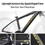 NENGGE-275-Pollici-Mountain-Bike-Adulti-Uomo-27-velocit-Mountain-Biciclette-Telaio-Alluminio-Freni-a-Disco-Bicicletta-Mountain-Bikedoro