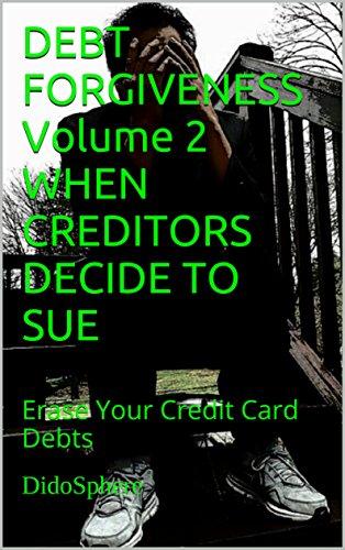 DEBT FORGIVENESS WHEN CREDITORS DECIDE ebook product image