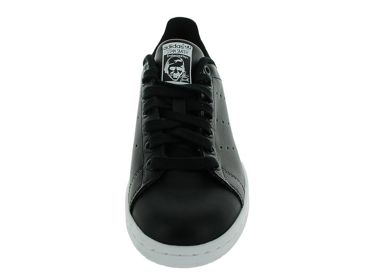 04357568b67 Amazon.com   adidas Stan Smith W Ladies (Animal Pack) in Black, 9.5    Fashion Sneakers