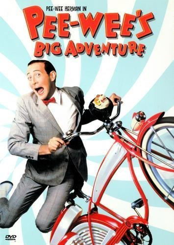 Pee Wees Big Adventure Movie Poster 11x17 Master Print