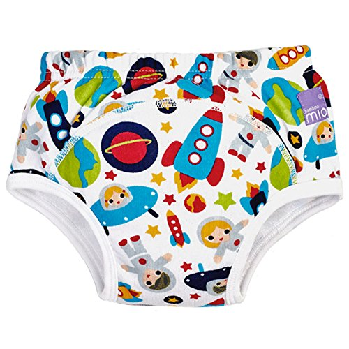Bambino Mio, Potty Training Pants, Outer Space, 3+ Years