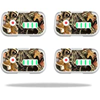 Skin For DJI Phantom 3 Drone Battery (4 pack) – Buck Camo   MightySkins Protective, Durable, and Unique Vinyl Decal wrap cover   Easy To Apply, Remove, and Change Styles   Made in the USA