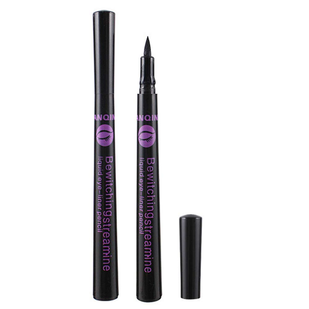 Eyeliner Pen Waterproof Non-Smudge Liquid Quick Waterproof Make Up Pen