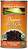 Westbrae Natural, Organic Black Beans, 25 oz