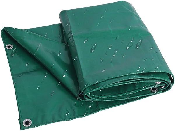 LSXIAO Lonas Impermeables Exterior Cubierta De Remolque Proteger Los Materiales De La Humedad Y El Polvo. Revestimiento De PVC Ojal Galvanizado Con Cuerda Libre Fácil De Instalar Patio Exterior, 19 Ta: Amazon.es: