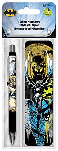 inkworks-iw3560-batman-gel-pen-bookmark-pack