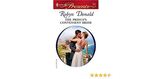 Amazon The Princes Convenient Bride The Royal House Of