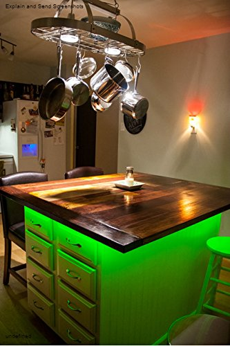 Review Green LED Strip light,