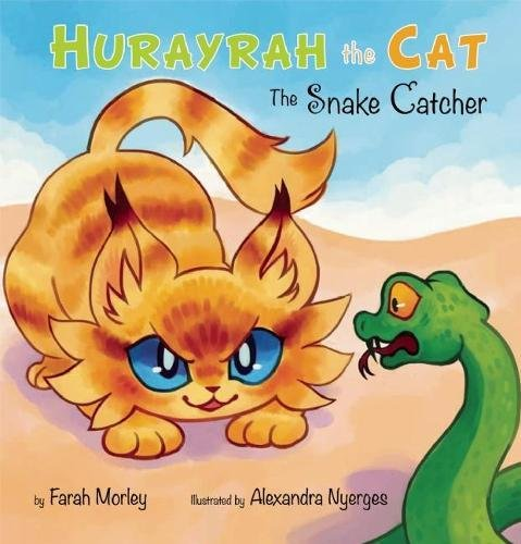 Hurayrah the Cat: The Snake Catcher pdf