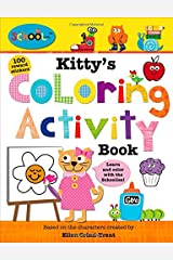 Schoolies: Kitty's Coloring Activity Book Paperback