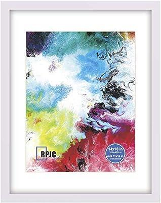RPJC 14x18 Soild Wood Poster Frame Narrow