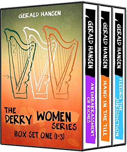 The Derry Women Series Box Set (1-3)