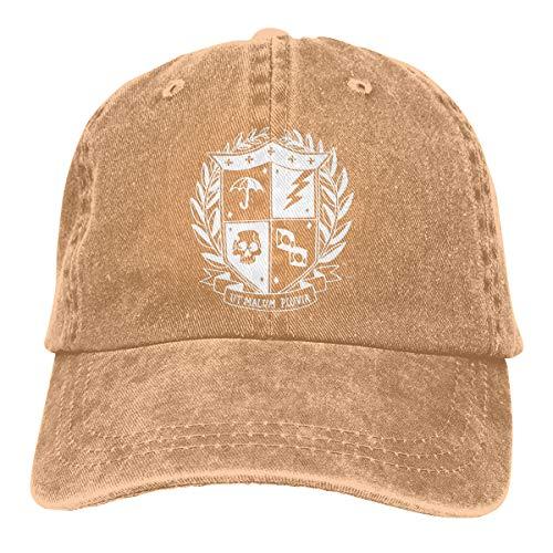 - Umbrella Academy Dad Hat Adjustable Denim Hat Classic Baseball Cap