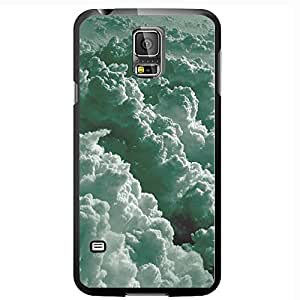 Cloudy Universe Hard Snap on Phone Case (Galaxy s5 V)