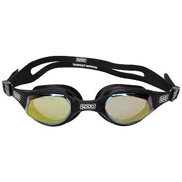 081e62278 Óculos de Natação Tempest Mirror Preto espelhado - Speedo  Amazon ...