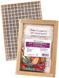 Arnold Grummer's Economy Large-Dip Handmold Papermaking Kit