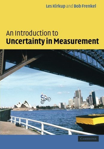 An Introduction To Uncertainty In Measurement  Using The Gum  Guide To The Expression Of Uncertainty In Measurement
