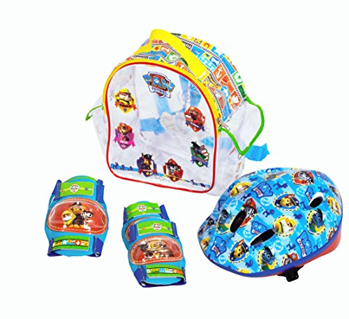 Paw Patrol 7472 Bag/Helmet/Pad Set