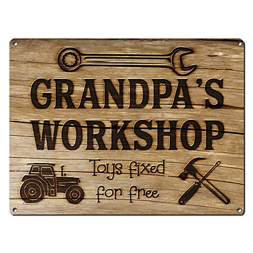 - Grandpa's Workshop Toys Fixed for Free ~ 9
