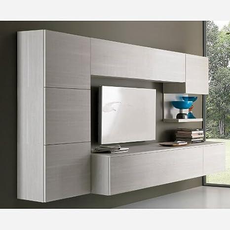 Parete attrezzata componibile- S41: Amazon.it: Casa e cucina