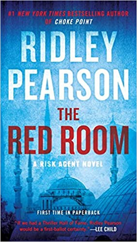 The Red Room (Risk Agent Novel)