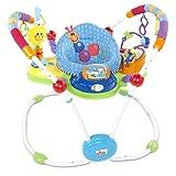 Baby Einstein Musical Motion Activity Jumper, Blue, Baby & Kids Zone