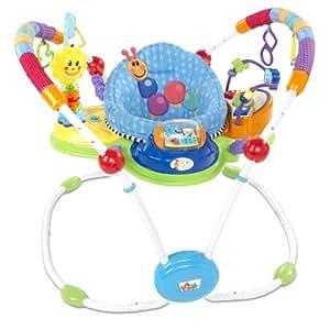 Baby Einstein Musical Motion Activity Jumper, Blue (Discontinued by Manufacturer)