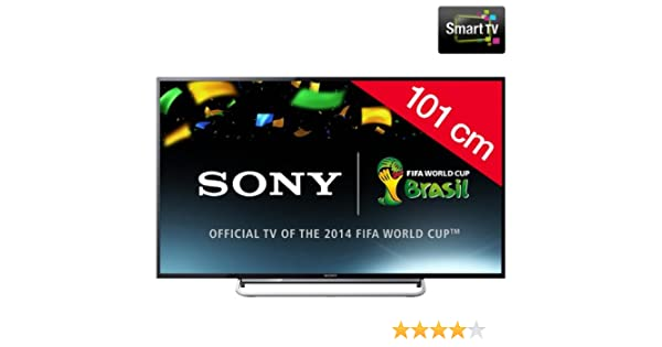 Sony BRAVIA KDL-40W605B - Televisor LED Smart TV: Amazon.es: Electrónica