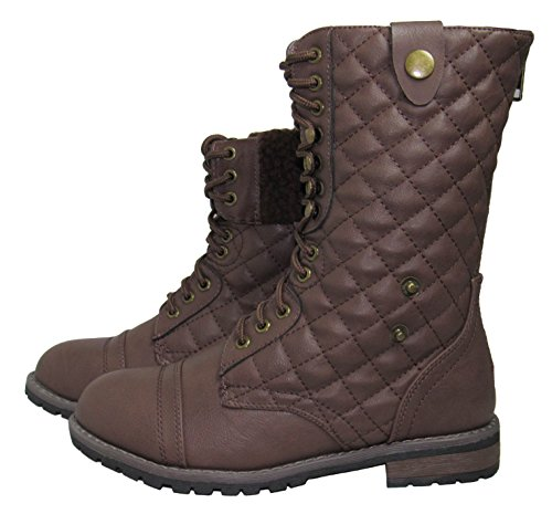 boots Holly Womens 9 Brown Glaze C8ZnwWq8F