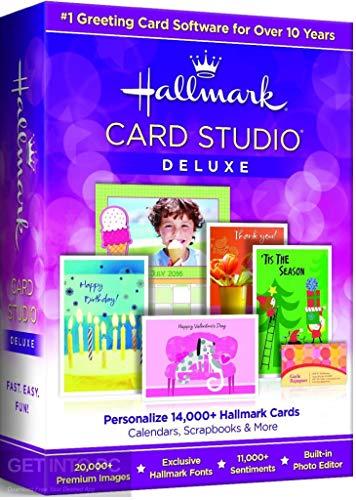 (Hallmark Card Studio Deluxe 2014)