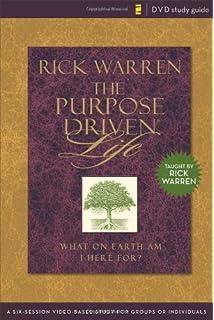40 días con propósito, guía de estudio para dvd (purpose driven.