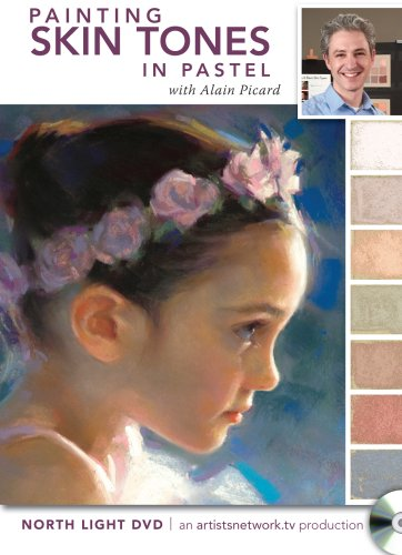 Painting Skin Tones in Pastel