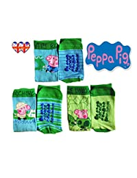 Peppa Pig Socks ,Baby,Kids Socks,Children Socks ,2 Different Sizes