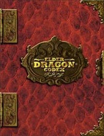 Black Legion GAMING SUPPLY NEW Elder Dragon Codex 9 Pocket Portfolio Binder