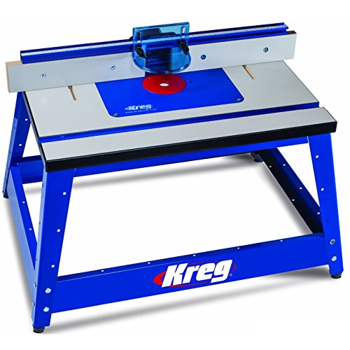 Kreg PRS2100 Precision Benchtop 16-inch x 24-inch MDF Portable Router Table New .#GH45843 3468-T34562FD84812 ()