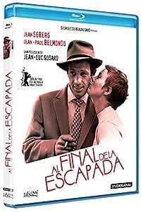 Al final de la escapada (A bout de souffle) [Blu-ray]